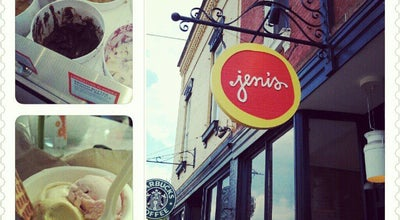 Photo of Ice Cream Shop Jeni's Splendid Ice Creams at 67 N Main St, Chagrin Falls, OH 44022, United States