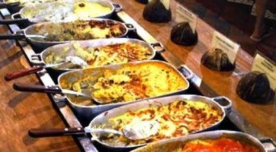 Photo of Northeastern Brazilian Restaurant Mangai at Av. Amintas Barros, 3300, Natal 59075-250, Brazil