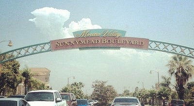 Photo of Monument / Landmark Sunnymead Boulevard Marquee at Sunnymead Blvd, Moreno Valley, CA 92553, United States
