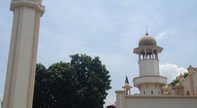 Photo of Mosque Masjid Jamek Kg Baru (مسجد جامع) at Jalan Raja Alang, Kuala Lumpur 50300, Malaysia
