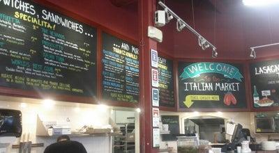 Photo of Italian Restaurant The Italian Market at 6061 Young Street, Halifax, Ca B3K 2A3, Canada