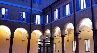 Photo of Library Biblioteca Comunale Delfini at Corso Canalgrande 103, Modena 41121, Italy