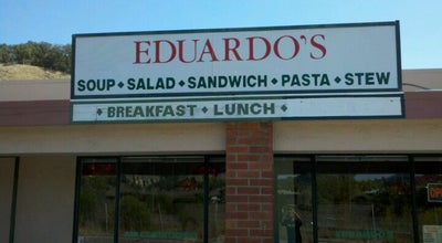 Photo of Cafe Eduardo's  Restaurant at 4200 Redwood Hwy, San Rafael, CA 94903, United States