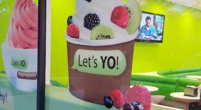 Photo of Ice Cream Shop Let's Yo! Yogurt at 4911 Stelton Rd, South Plainfield, NJ 07080, United States