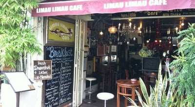Photo of Cafe Limau-Limau Cafe at No 9 Jalan Hang Lekiu, Melaka 75200, Malaysia