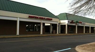Photo of Library Hampton Public Library - Willow Oaks Branch at 227 Fox Hill Rd, Hampton, VA 23669, United States