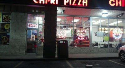 Photo of Pizza Place Capri Pizza and Sub Shop at 337 Hospital Dr, Glen Burnie, MD 21061, United States