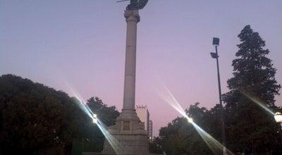 Photo of Plaza Plaza Italia at Av. 44 & Av. 7, La Plata, Argentina