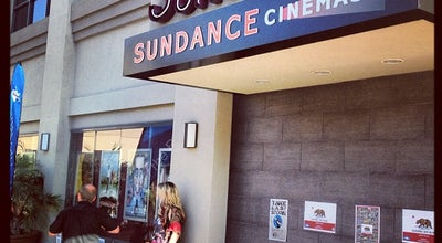 Photo of Indie Movie Theater Sundance Sunset Cinema at 8000 W Sunset Blvd, Los Angeles, CA 90046, United States