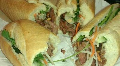 Photo of Vietnamese Restaurant Banh Mi My Tho at 304 W Valley Blvd, Alhambra, CA 91803, United States