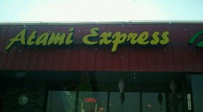 Photo of Japanese Restaurant Atami Japanese Express at 1017 S Pendleton St, Easley, SC 29642, United States