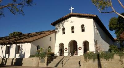 Photo of Church Mission San Luis Obispo de Tolosa at 751 Palm St, San Luis Obispo, CA 93401, United States
