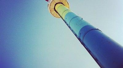 Photo of Monument / Landmark 万代シテイ レインボータワー at 中央区万代1-6-1, Niigata 950-0088, Japan