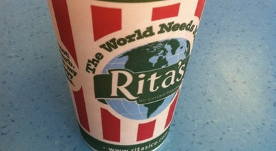 Photo of Ice Cream Shop Rita's Italian Ice at 501 Kempsville Rd, Chesapeake, VA 23320, United States