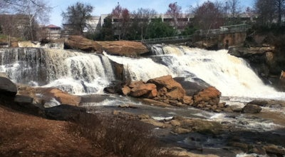 Photo of Park Falls Park On The Reedy at 601 S Main St, Greenville, SC 29601, United States