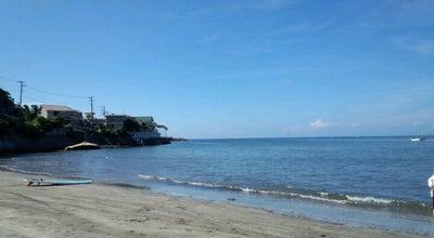 Photo of Beach 材木座海岸 at 材木座, 鎌倉市, Japan