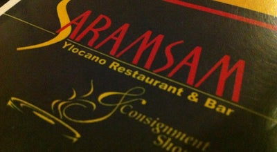 Photo of Asian Restaurant Saramsam Ylocano Restaurant & Bar at N. Corpuz, Laoag City, Philippines