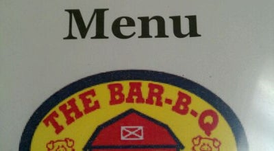 Photo of BBQ Joint BBQ Barn at 1003 E Diamond Ave, Evansville, IN 47711, United States