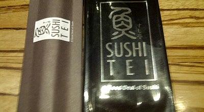 Photo of Sushi Restaurant Sushi Tei at Central Park, Lt. 1 #113, Jakarta Barat 11470, Indonesia
