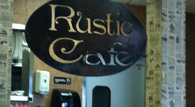 Photo of American Restaurant Rustic Cafe at 3500 N White Sands Blvd, Alamogordo, NM 88310, United States