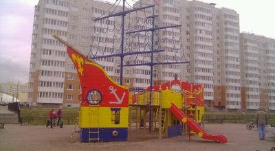 Photo of Playground Площадка «Корабль» at Дачный Просп., 4, Корп. 3, город Санкт-Петербург 198217, Russia