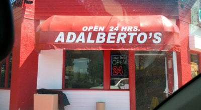 Photo of Mexican Restaurant Adalberto's Mexican Food at 8844 Greenback Ln, Orangevale, CA 95662, United States
