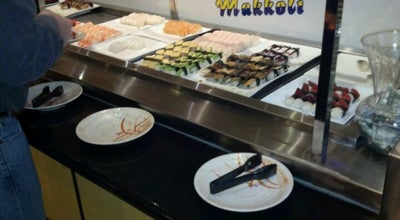Photo of Sushi Restaurant Makkoli Seafood Buffet at 415 State Route 18, East Brunswick, NJ 08816, United States