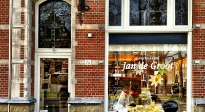 Photo of Bakery Banketbakkerij Jan de Groot at Stationsweg 24, 's-Hertogenbosch 5211 TW, Netherlands