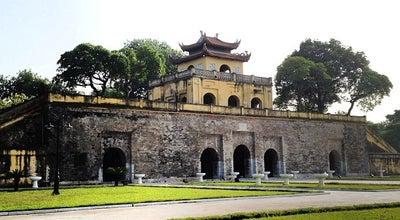 Photo of Castle Hoàng Thành Thăng Long (Imperial Citadel of Thang Long) at 18-19 Hoàng Diệu, Ba Đình, Vietnam