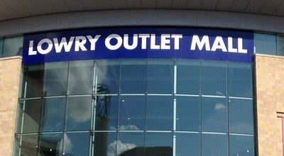 Photo of Shop and Service The Lowry Outlet Mall at The Quays, Salford Quays M50 3AH, United Kingdom