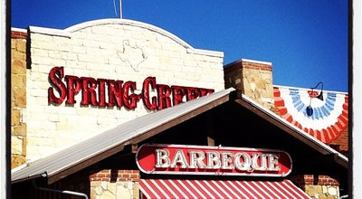 Photo of BBQ Joint Spring Creek Barbeque at 1724 Highway 287 N, Mansfield, TX 76063, United States