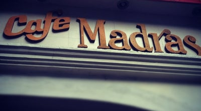 Photo of Cafe Café Madras at 38 - Ii Circle House, Mumbai 400019, India