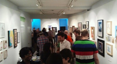 Photo of Art Gallery #Hashtag Gallery at 801 Dundas St W, Toronto, ON M6J 1V2, Canada