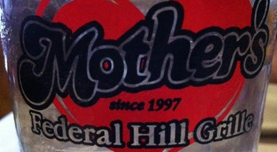 Photo of Bar Mother's Federal Hill Grille at 1113 S Charles St, Baltimore, MD 21230, United States