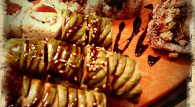 Photo of Sushi Restaurant Hapa Sushi Grill & Sake Bar at 1117 Pearl St, Boulder, CO 80302, United States
