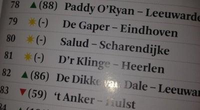 Photo of Bar Café D'r Klinge at Pancratiusplein 47, Heerlen 6411 JZ, Netherlands