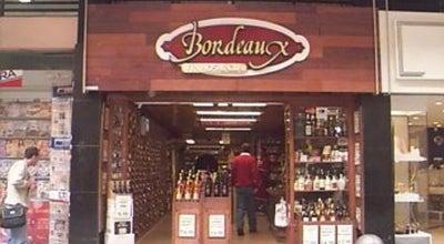Photo of Wine Bar Bordeaux Vinhos & Cia at R. Dezesseis De Março, 221, Petrópolis 25620-040, Brazil