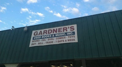 Photo of Bookstore Gardner's Used Books and Music at 4421 S Mingo Rd, Tulsa, OK 74146, United States