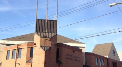 Photo of Church Mt. Ararat Baptist Church at 271 Paulson Ave, Pittsburgh, PA 15206, United States