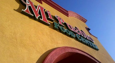 Photo of Mexican Restaurant Mi Pueblo Food Center at 330 Bellam Blvd, San Rafael, CA 94901, United States