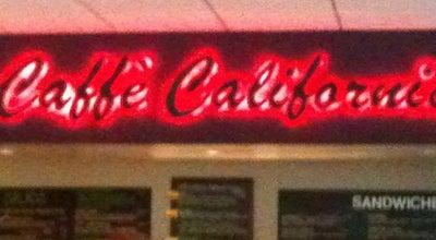 Photo of Cafe Caffe California at 100 Pringle Ave, Walnut Creek, CA 94596, United States