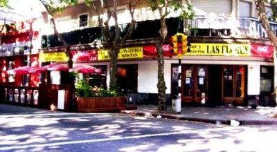 Photo of Pizza Place Bar Las Flores at Bv. España 2051, Montevideo, Uruguay
