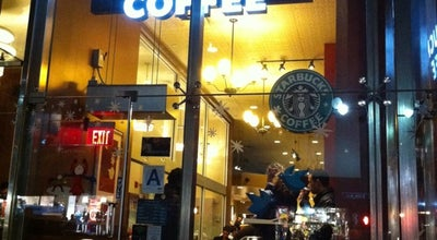 Photo of Coffee Shop Starbucks at 373 5th Ave, New York, NY 10016, United States