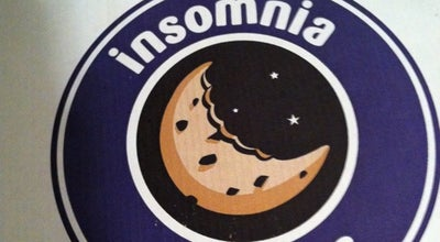 Photo of Bakery Insomnia Cookies at 405 Amsterdam Ave, New York, NY 10024, United States