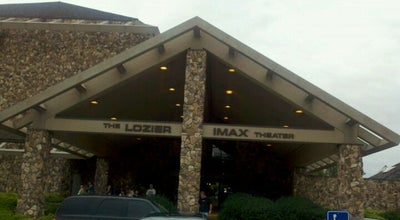 Photo of Movie Theater Lozier IMAX at 3701 S 10th St, Omaha, NE 68107, United States