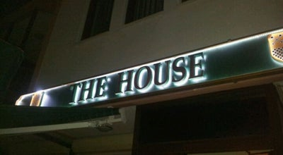 Photo of Pub The House at Ahenk Sok. 7/a Çankaya, Ankara 06700, Turkey