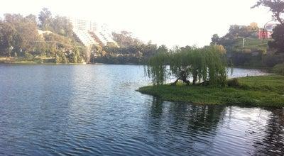 Photo of Lake Laguna Sausalito at Parque Sausalito, Viña del Mar, Chile