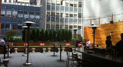 Photo of New American Restaurant Aretsky's Patroon at 160 E 46th St, New York, NY 10017, United States