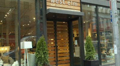 Photo of Furniture / Home Store West Elm at 112 W 18th St, New York, NY 10011, United States