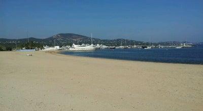 Photo of Beach Plage de Port Grimaud at Port Grimaud, Grimaud 83310, France